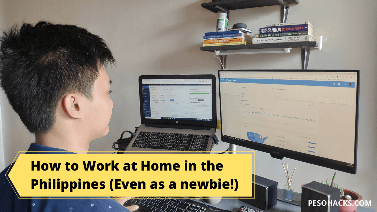 How to Work at Home in the Philippines (Even as a newbie!)