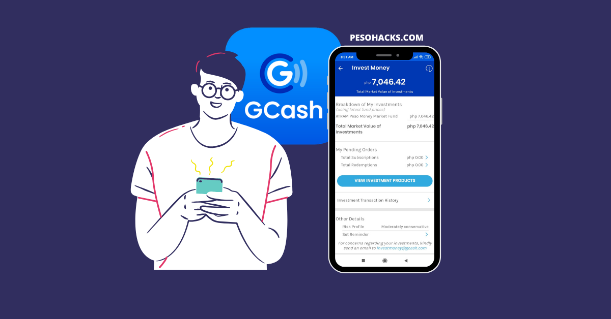Ultimate GCash Invest Money Review (As low as P50!)